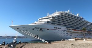 Carnival Panorama, the cruise line's new Long Beach-based ship, delivers fun and games