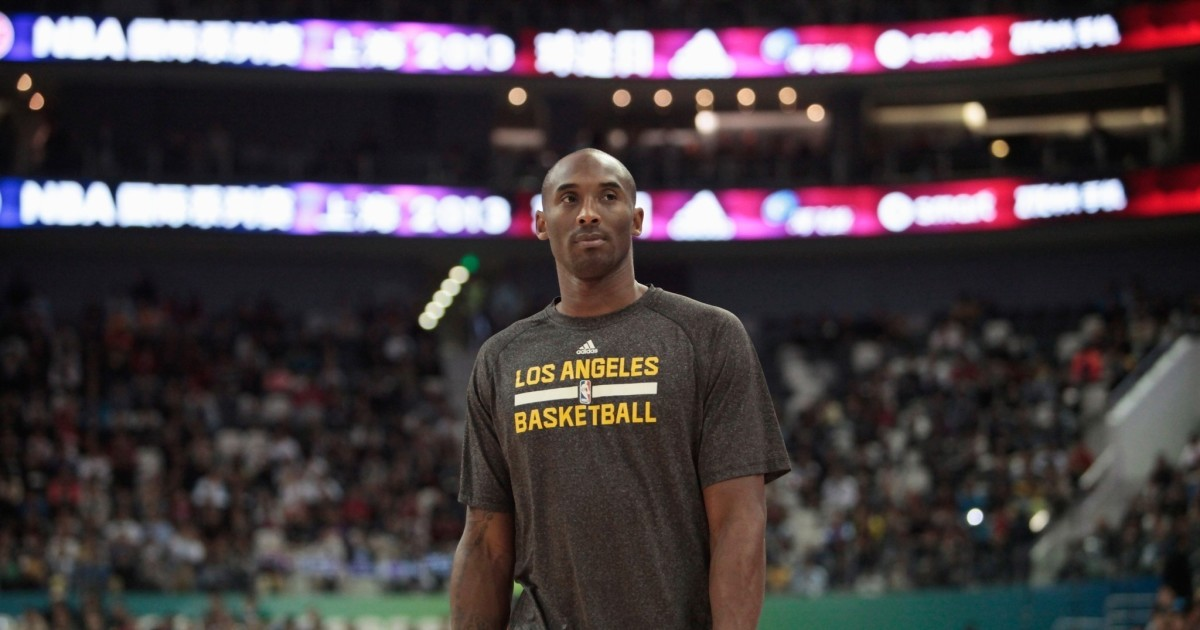 Lakers shocked and speechless after finding out Kobe Bryant died