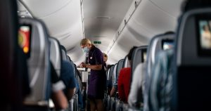 How COVID has changed airplane food and in-flight service