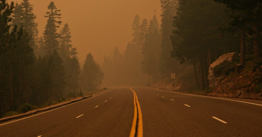 California national forests to temporarily close amid fires