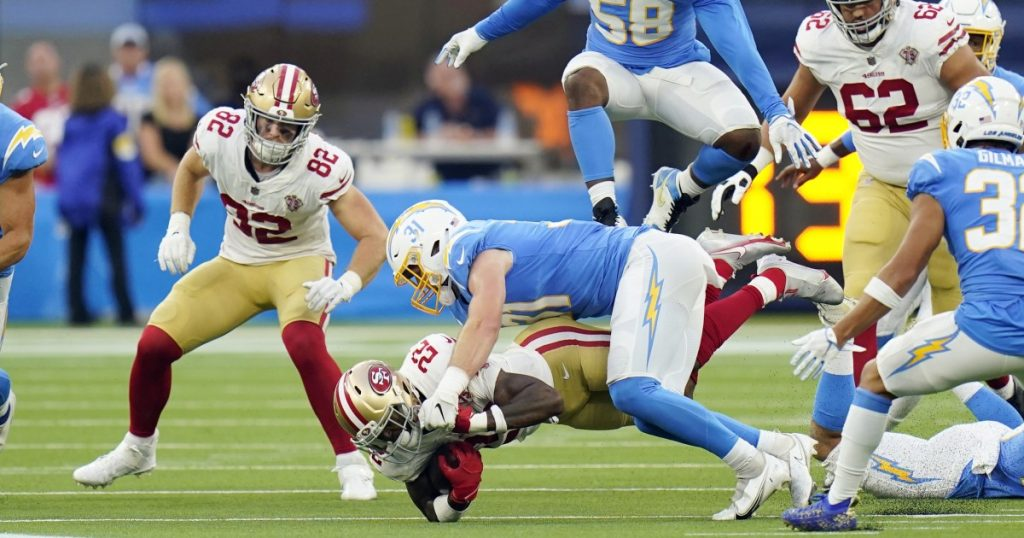 What you see is not what you'll get against Chargers defense