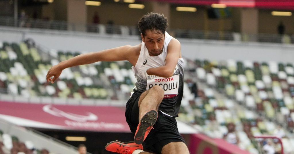 Afghanistan's Paralympians stay positive amid uncertain future