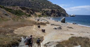 Hiking guide for California's Trans-Catalina Trail