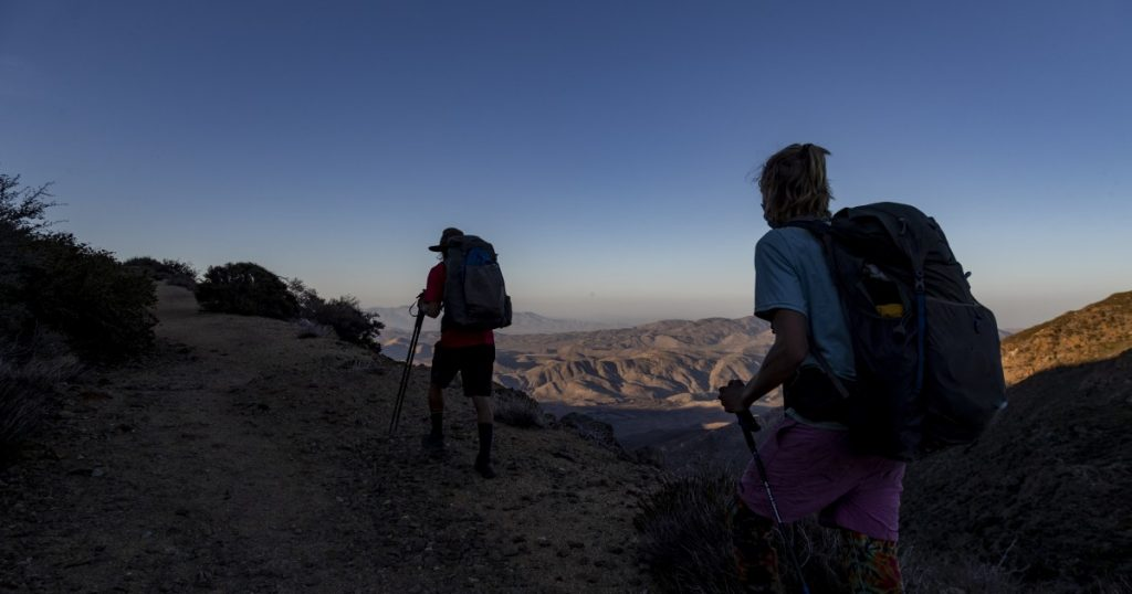 Halt, hikers and campers: Closures extended at 4 national forests ringing L.A.