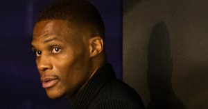 Russell Westbrook is producing a documentary about himself